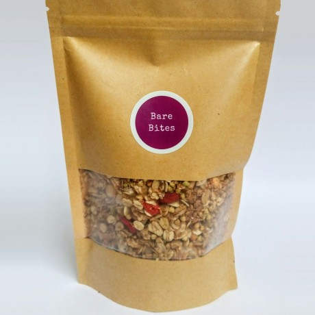 Ginger and Goji Granola