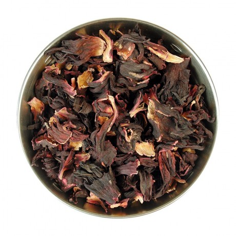 Hibiscus Blossoms Herbal Tea