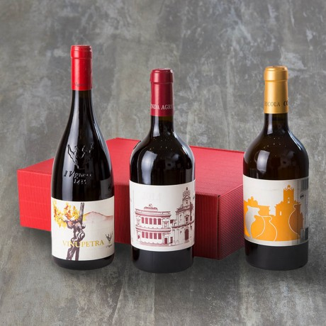 Sicilian Organic Wine Hamper