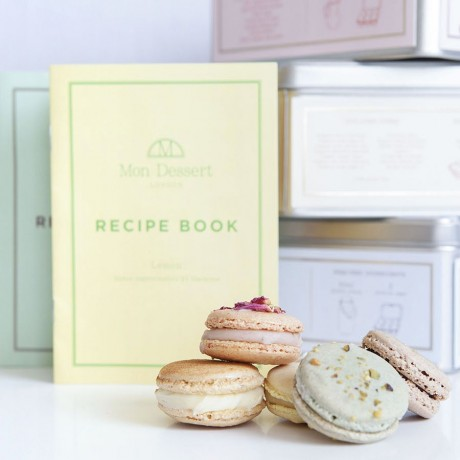 Three Month Subscription Mini Macaron Making Kits