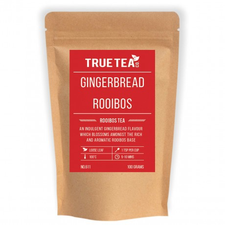 Gingerbread Rooibos Tea