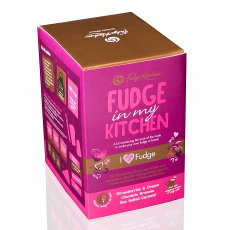 Love Fudge Make at Home Kit