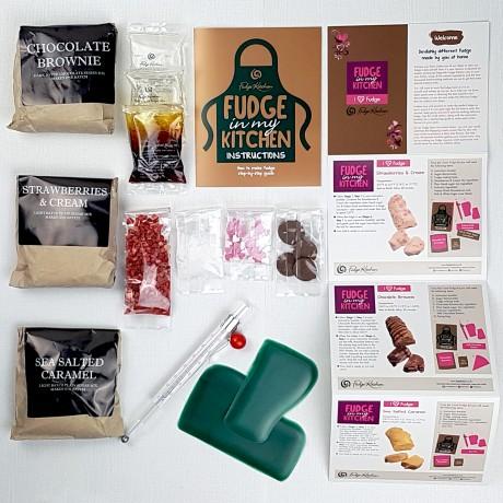 Love Fudge Instructions