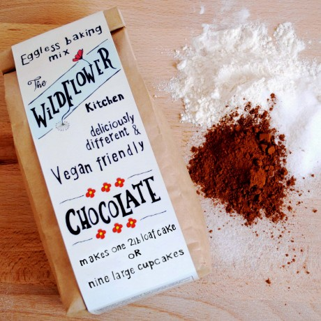 Chocolate Cake - Eggless Baking Mix