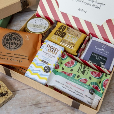 Healthy and Wellness Letter Box Hamper