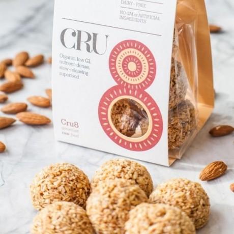 Raw Gluten-Free Almond Macaroons
