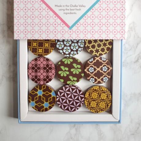 The British Puddings Chocolate Box