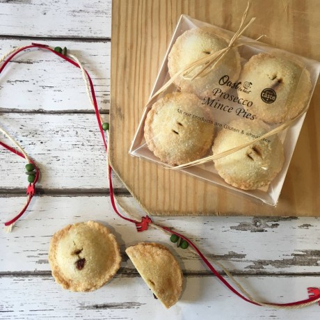 Prosecco Mince Pies