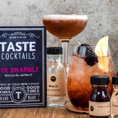 The Bramble Mini Cocktail Kit
