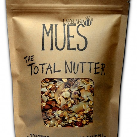 Toasted Artisan Muesli - The Total Nutter (Twin Pack)