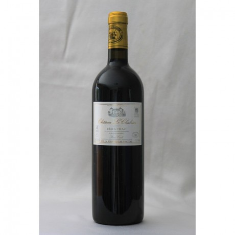 Organic Red Wine - Bergerac AOC 'Gros Caillou' 2010 bottle 750ml