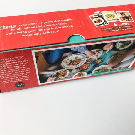 Premium chutney gift box