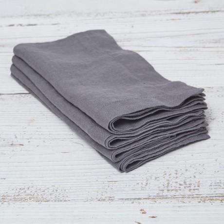 charcoal napkins