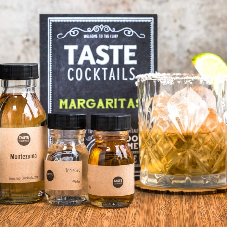 The Margaritas Mini Cocktail Kit