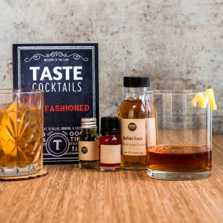 The Old Fashioned Cocktail Mini Kit