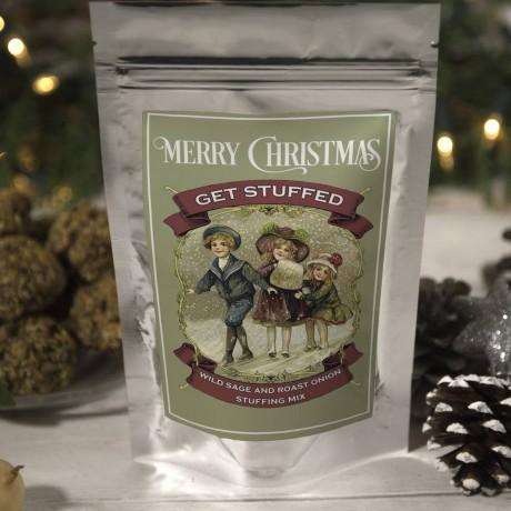 Get Stuffed Sage And Onion Stuffing Christmas Gift