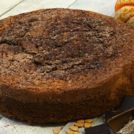 Spiced Pumpkin Cake (Gluten & Dairy Free)