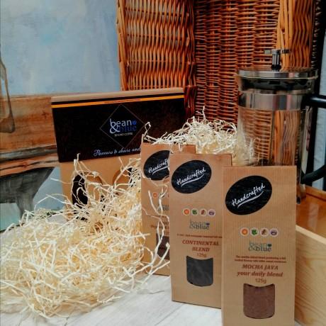 Bean & Blue Coffee Taster Pack