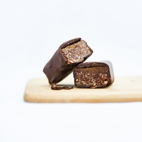 Raw Organic Chocolate Ma's Bars