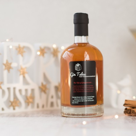 Gingerbread Gin