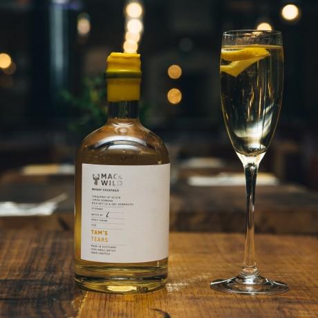 Mac & Wild Tam's Tears Bottled Cocktail