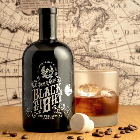 Black Ei8ht Coffee Rum
