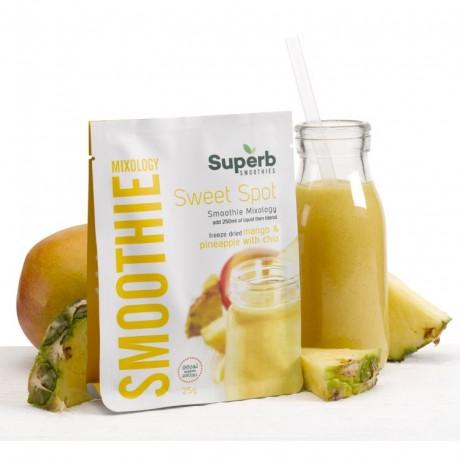Sweet Spot Smoothie Mix Box (Mango & Pineapple)