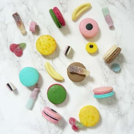 sweets macarons
