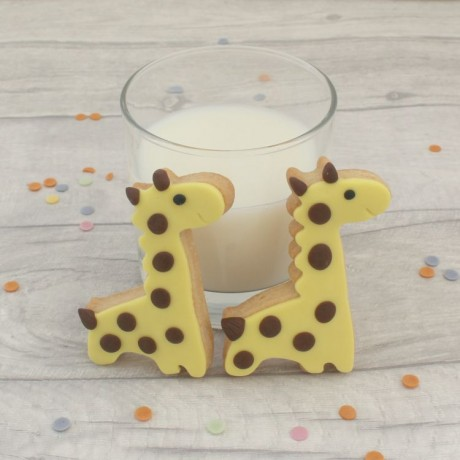 Giraffe Iced Cookies Gift/Favours
