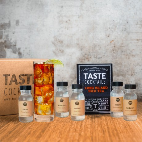 The TASTE cocktails Long Island Iced Tea Kit