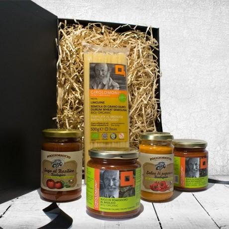 Luxury Organic Pasta Sauce Hamper