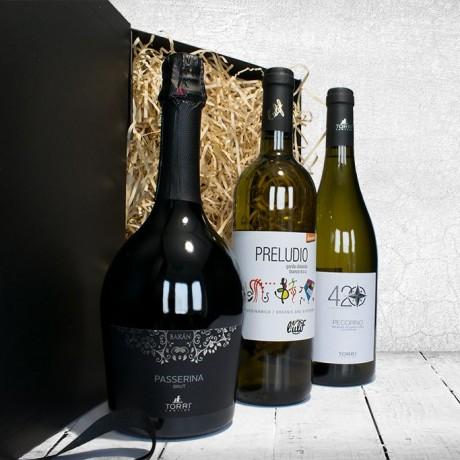 Italian Organic White Wine Hamper