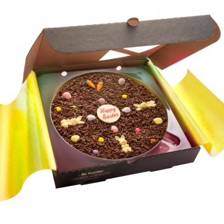 """10"""" Easter Chocolate Pizza"""