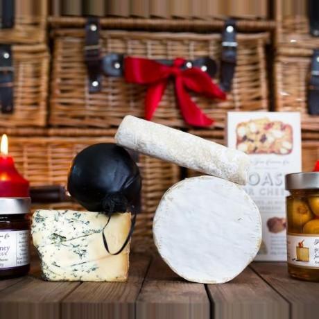 The Best Of British Cheese Box