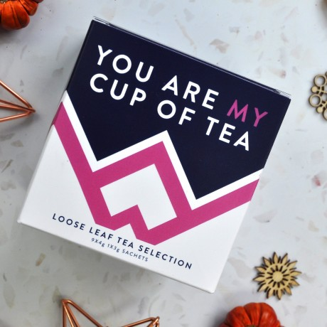 You're My Cup Of Tea Gift Box Tea Selection