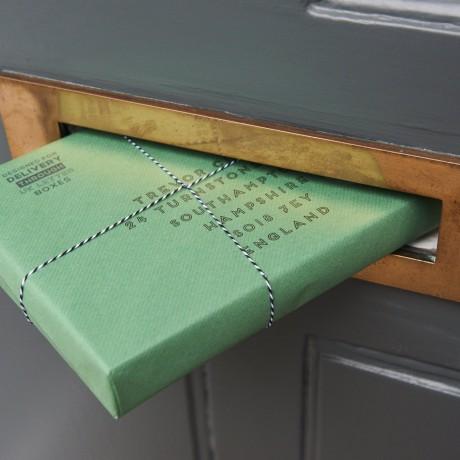 Chocoholics Luxury Letter Box Hamper