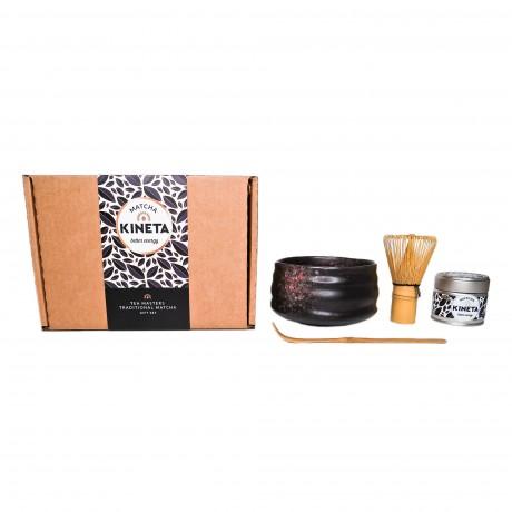 Tea Masters Organic Matcha Tea Gift Set