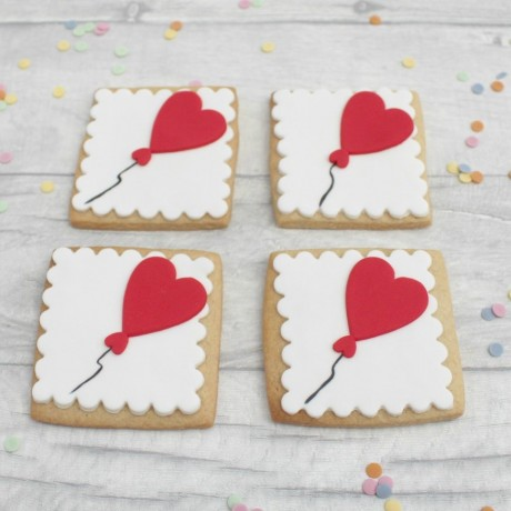 Balloon Party Favour Cookies
