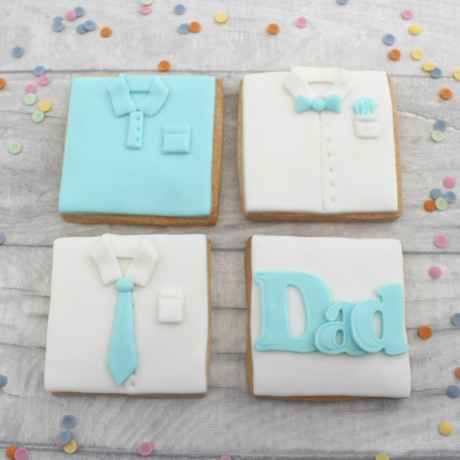 Dad Shirt Cookies