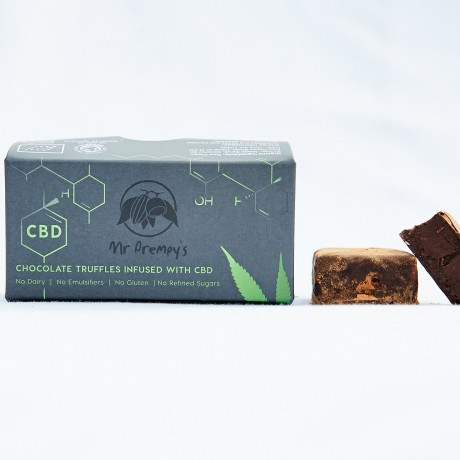 CBD Chocolate Truffles