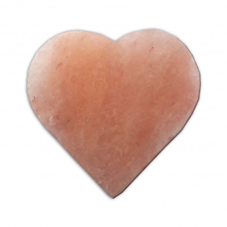 Himalayan Salt Block Heart Shaped