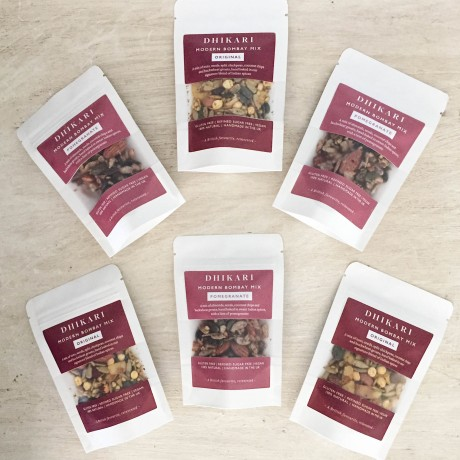 Modern Bombay Mix - Mixed Original and Pomegranate Selection Pack