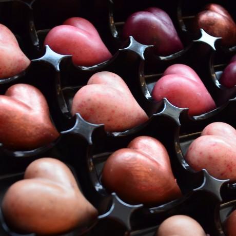 Very Berry Chocolates