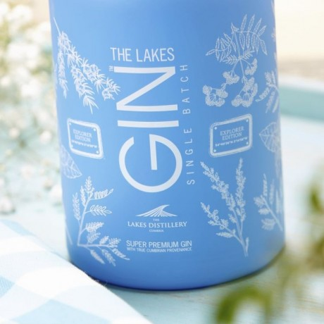 The Lakes Gin Explorer Edition