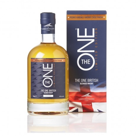 The One Blended Whisky - Pedro Ximenez Finish
