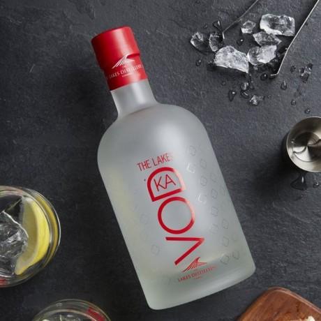 The Lakes Vodka Gift Box