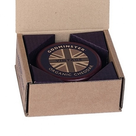 400g cheddar in the gift box