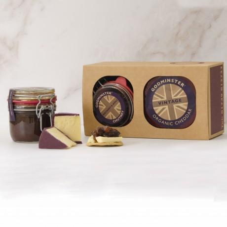 Cheese & Chutney Gift Set