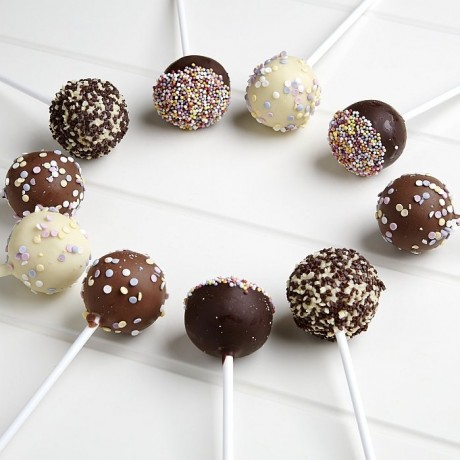 Popkakery Best Sellers Cake Pop Box