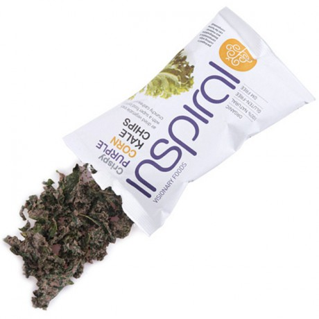 Raw Kale Chips - Purple Corn (Multipack)